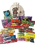 Der Amerikanische Eine   Amerikanische Süßigkeiten Geschenkkorb   Amerikanische Süßigkeit USA Geschenktüte   Candy Hamper Süßwaren & Schokolade