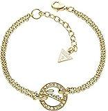 Guess Damen-Armband rhodiniert weiß 18 cm-UBB21502-S