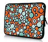 Sidorenko Designer Laptoptasche Notebooktasche Sleeve Größe 43,9cm von 17