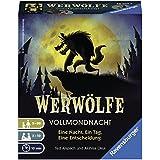 Ravensburger Werwölfe – Vollmondnacht - Juego de tablero (Multi)