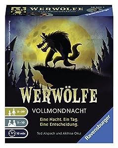 Ravensburger Werwölfe - Vollmondnacht - Juego de Tablero (Multi)