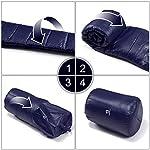 Bessport Mummy Sleeping Bag -10 Degree Celsius - 4 Season Backpacking Sleeping Bag for Adults & Kids – Lightweight Warm… 13
