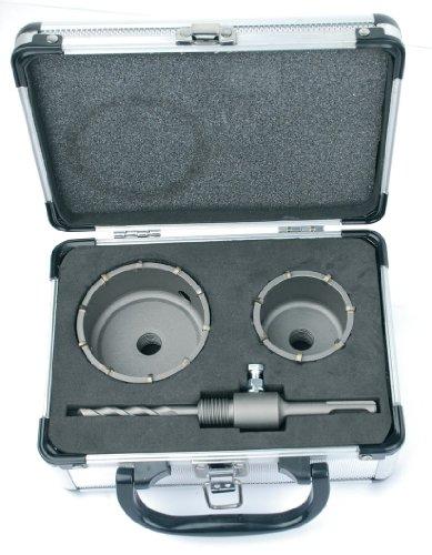 Mannesmann - M44230-4 piezas Juego pulsador corona