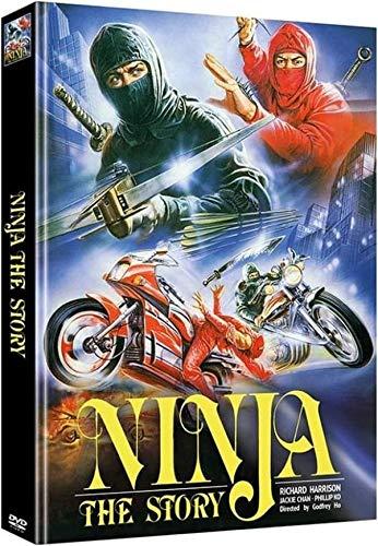 Ninja - The Story - Mediabook Cover A - Limitiert/Uncut (+ Bonus-DVD)
