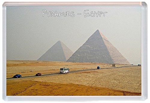 Pyramids - Egypt - Jumbo Fridge Magnet - Brand New Gift/Present/Souvenir