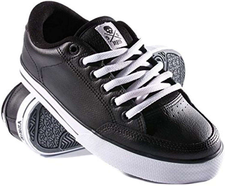 Circa Skateboard Shoes ALK50 Black/White Sneakers Shoes  -