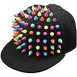 Sombrero,Xinantime Rivet Gorra de Beisbol Hip-Hop Niños Niñas (Camuflaje)