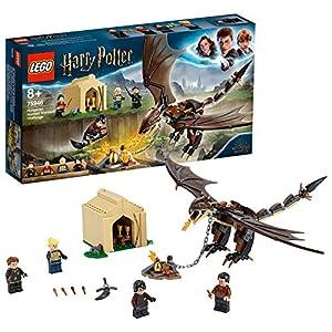 LEGO HarryPotter LaSfidadell'UngaroSpinatoalTorneoTremaghi, Dragone Giocattolo,Idea Regalo per gli Amanti del Mondo della Magia, 75946  LEGO