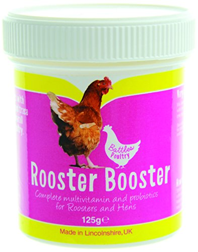 batailles Coq Booster, 125 g