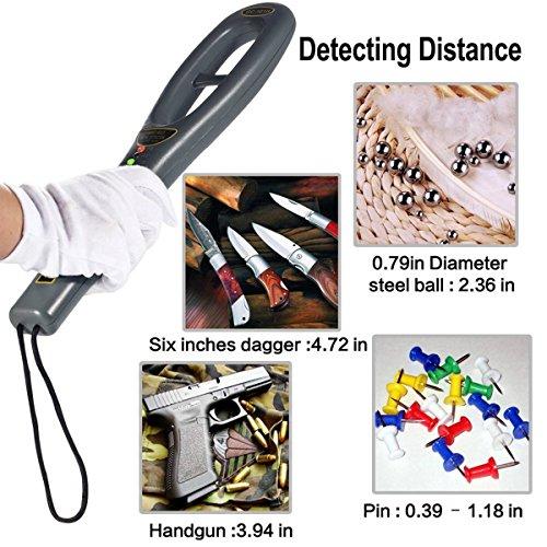 Drillpro-Hand-Held-Metal-Detector-Scanner-Light-weight-High-Sensitivity3-Colours-Indicator-Portable-Sensitive-Super-Scanner-Black