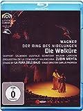 Wagner : La Walkyrie. Seiffert, Salminen, Uusitalo, larsson, Mehta. [Blu-ray]