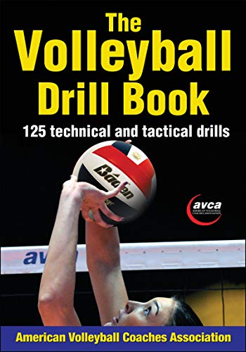 The Volleyball Drill Book (American Volleyball Coaches) por AVCA
