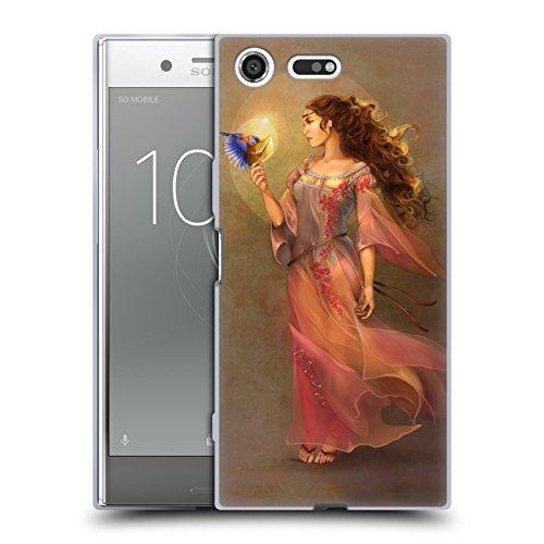 Offizielle Renee Biertempfel Botschafter Jungfrau Soft Gel Hülle für Sony Xperia XZ Premium