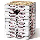 Remember Tabouret Design Boîte à Pizza