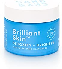Sand & Sky Brilliant Skin Australian Pink Clay Mask