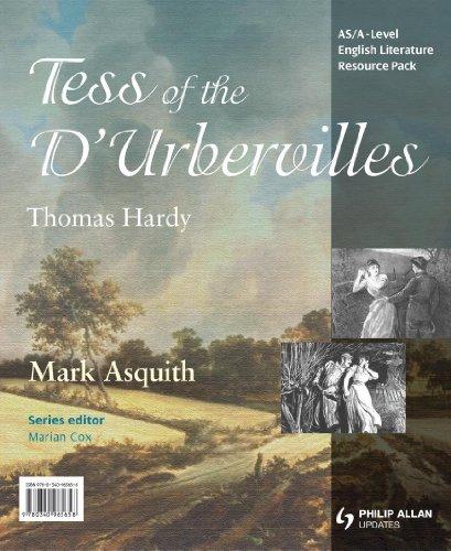 AS/A-Level English Literature: Tess of the d'Urbervilles Teacher Resource Pack (+CD) (As/a-Level Photocopiable Teacher Resource Packs)