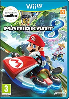 Mario Kart 8 (Nintendo Wii U) (B00B8QDNW2) | Amazon price tracker / tracking, Amazon price history charts, Amazon price watches, Amazon price drop alerts
