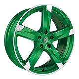 Rondell A029562-4053537569645 - 7.5X17 ET38 5X100 Alu-Felgen