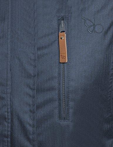 Berydale Damen Parka Jacke wasser- und winddicht, Gr. 44 (Herstellergröße: 2XL), Blau (Navy) - 4