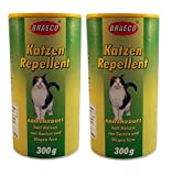 2 x 300g Katzen Repellent