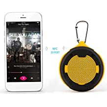 OUTAD Mini Altavoz Portátil Bluetooth 4.0 Impermeable Modelo Abejorro