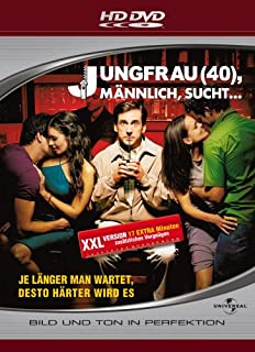 Jungfrau (40), Männlich, sucht [HD DVD]
