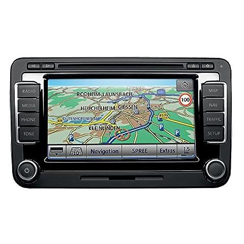 Volkswagen 7E0057680A Navigation