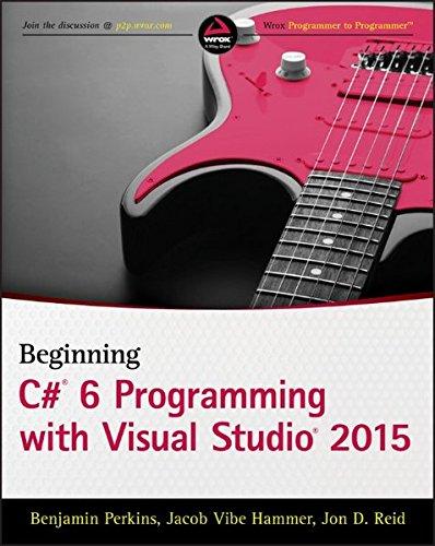 Preisvergleich Produktbild Beginning Visual C 2015 Programming