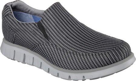 Mark Nason von Skechers Wickham Slip On Loafer Black/Gray