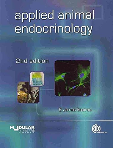 [Applied animal endocrinology] (By: E.J. Squires) [published: February, 2011]