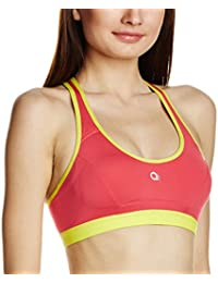 amanté Cross Back Slip on Sports Bra