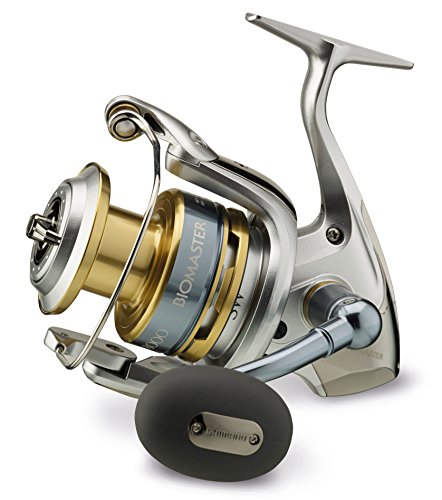 Shimano – Biomaster SW A, color 4.8:1, talla 10000