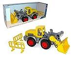 Polesie Wader Bauwagen mit Frontlader