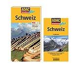 ADAC Reiseführer plus Schweiz: Mit Extra-Karte zum Herausnehmen
