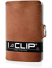 I-CLIP Soft Touch Slim Wallet (Available in 7 Colors)