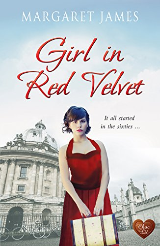 Girl in Red Velvet: It all started in the sixties (Charton Minster Book 6) by [James, Margaret]