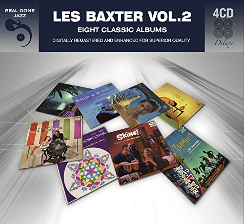 les-baxter-volume-ume-2-eight-classic-albums-4-cd