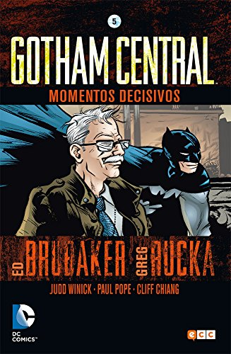 Gotham Central (O.C.): Gotham Central 5