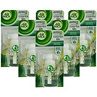 Airwick Aufsteck-Nachfüllpack, ätherisches Öl, weiße Blüten, 19ml, 6er-Pack preisvergleich bei billige-tabletten.eu