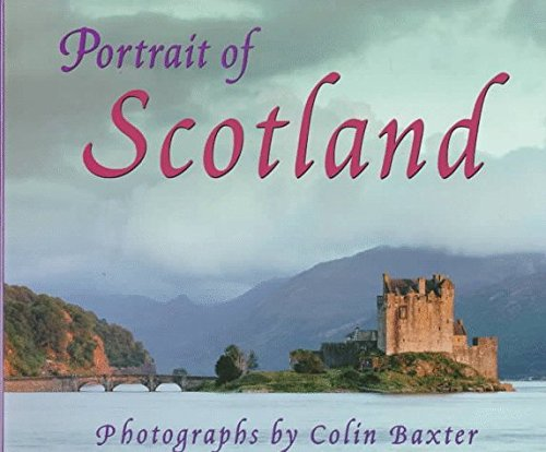 Portrait of Scotland by Colin Baxter (1997-07-03)