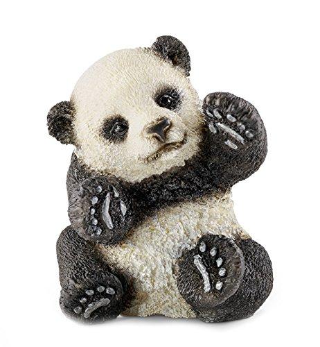 Schleich - Figura cría de Oso Panda Jugando (14734)