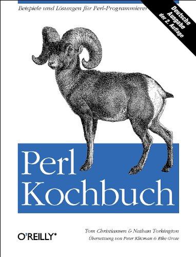 Perl Kochbuch: Hardcover-Ausgabe
