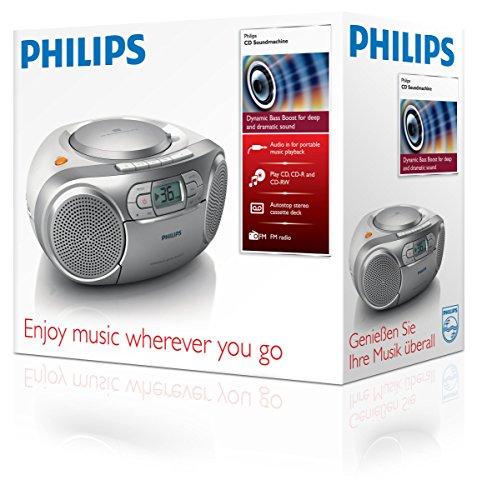 Testsieger Philips Radiorecorder - 3