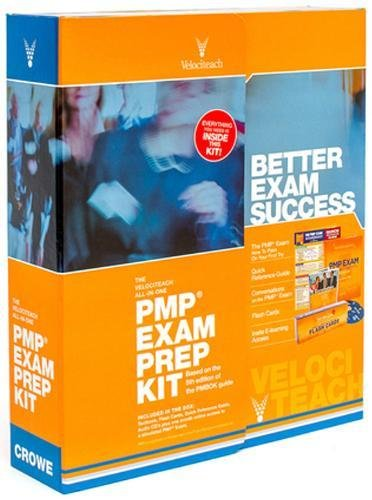 Velociteach All-in-One PMP Exam Prep Kit: Based on the 5th Edition of the PMBOK Guide (Test Prep)