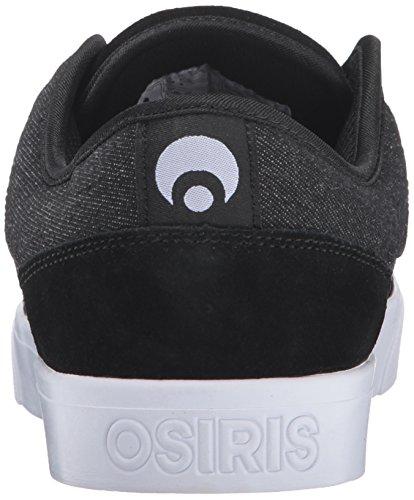 Denim Preto De Homens Skate Sapatos Decadência 21018028 Osiris wq7Bx0gCn