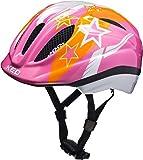 KED Meggy II Helmet Kids Pink Stars Kopfumfang M   52-58cm 2018 Fahrradhelm