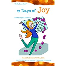 21 Days of Joy: Embracing our Essence