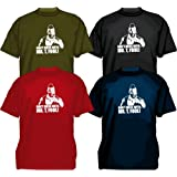 #2 Mr. T Clubber Lang BA Baracus T-Shirt, A-Team, vintage funny tee