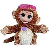 Hasbro FurReal Friends A8756ES1 - Quirliges Äffchen, elektronisches Haustier