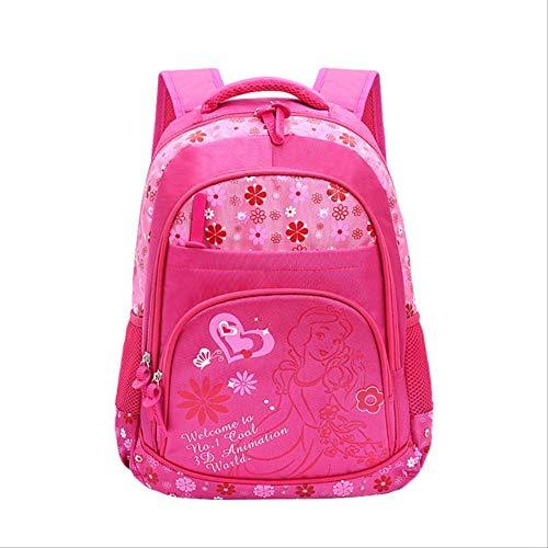 OFOO Schulranzen Kinder Schulranzen für Jungen Studenten A Kids Bag Kindergarten Rucksack Mädchen Schultasche China ROSEO -